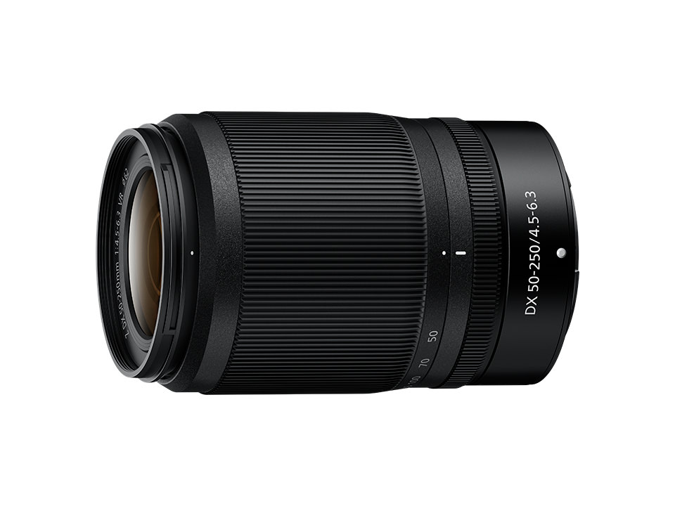 NIKKOR Z DX 50-250mm f/4.5-6.3 VR【APS-C専用】【Nikonミラーレス専用】